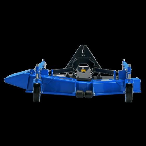 Passend zum ISEKI Blau, das Mähwerk für Ihren Kleintraktor