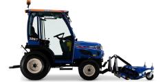 Kompakttraktor Agrilline mit Kabine